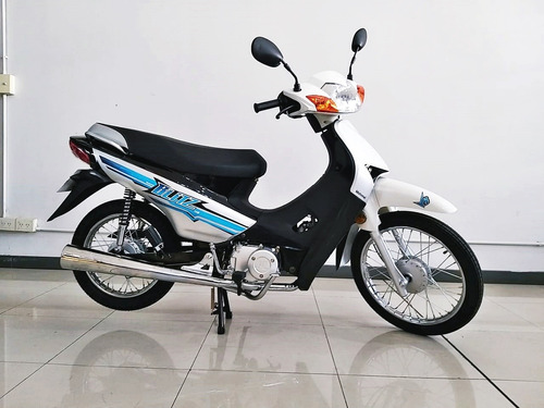 Motomel Blitz 110 Base V8 0km 2021 Crédito Personal Dni 100%