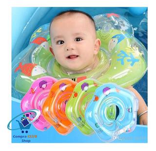 Flotador De Cuello Para Bebéanillo De Natación Con Chinesco