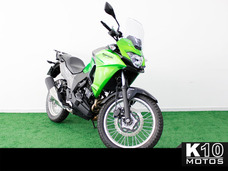 Kawasaki Versys- X 300 Abs 0km - Verde