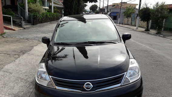 Nissan Tiida 1.8 Sl Flex Automático / Atutomática.