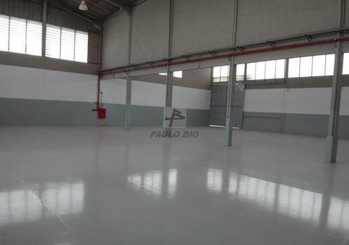 Imagem 1 de 5 de Galpao Industrial - Votuparim - Ref: 6127 - L-6127