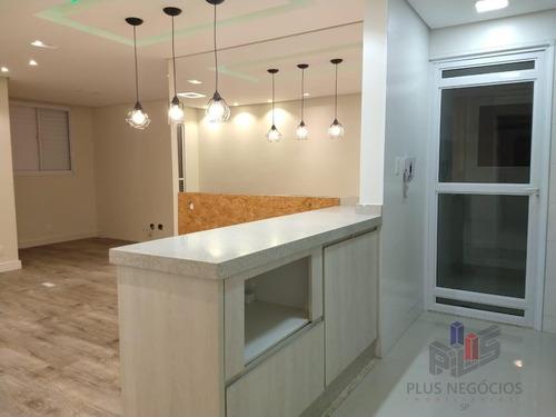 Apartamento À Venda Em Utinga - Ap007826