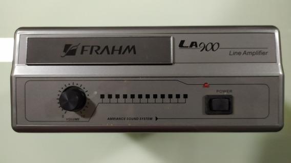 Amplificador De Linha Frahm La 900
