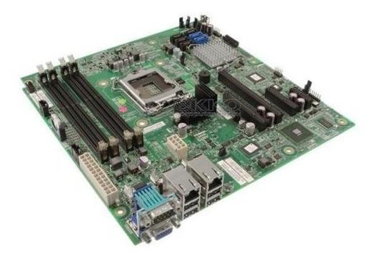 Placa Mae Servidor Ibm System X3100 M4 - 69y5153 - Defeito