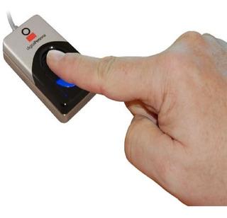 Lector De Huella Biometrico Digital Persona Uareu4500 Nuevo