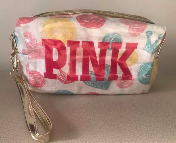 Porta Cosméticos Pink