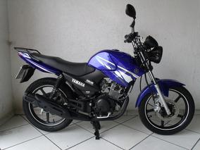 Yamaha Ybr Factor 125 Ed 2013 Azul