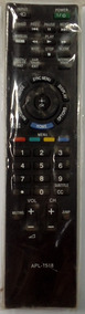 Controle Remoto P Tv Sony Lcd E Led Novo