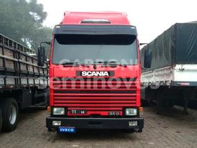 Scania R113 H 360 6x2, Ano 97/97. Um Bruto Em Potência!