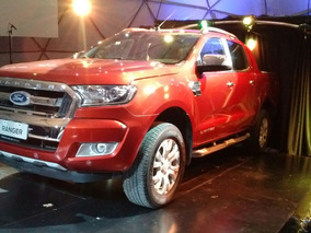 Ranger 3.2 Cd Limited Tdci A/t 0km 2018 Jb3