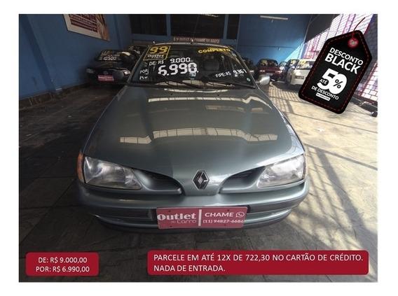 Renault Megane 2.0 Rxe Sedan 8v Gasolina 4p Manual