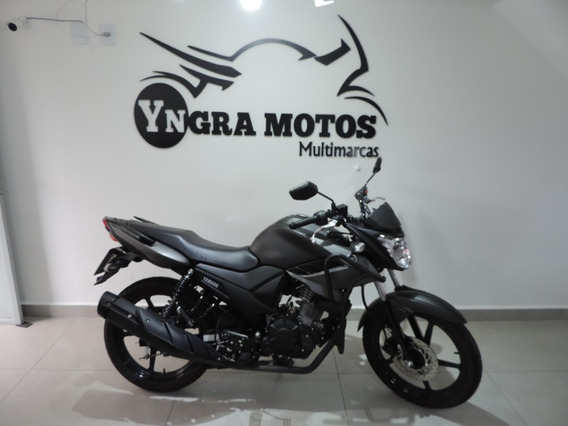 Yamaha Ys 150 Fazer Sed 2020 Linda