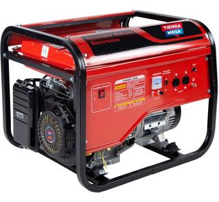 Grupo Electrogeno Generador Electrico 6250w-6,25 Kva-11hp