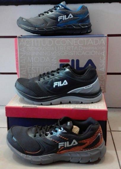 Zapatilla Fila Running Original! Envio Gratis!! Oferta!
