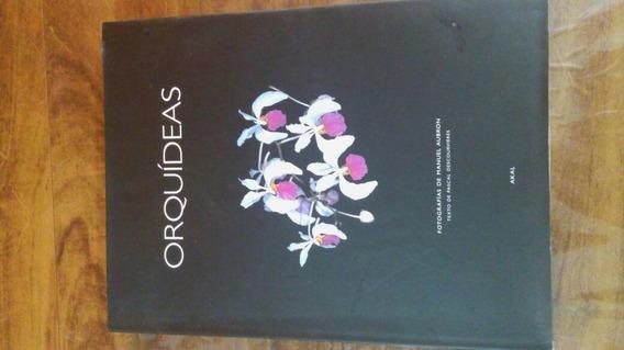 Livro Orquideas - Akal Editora - Em Espanhol
