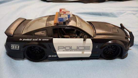 Miniatura Shelby Gt500 Police