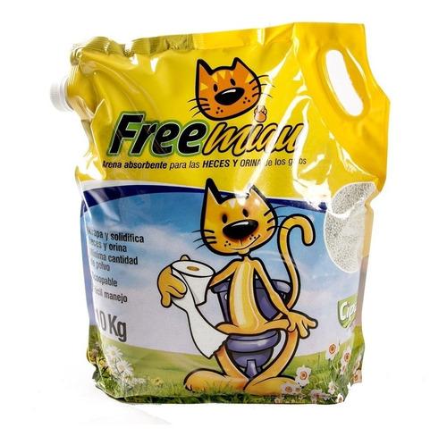 Arena Sanitaria Free Miau 10kg