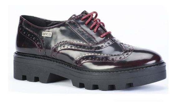 Zapatos Mocasines Anca & Co Mujer Comodos Hot Rimini