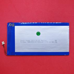 Bateria Tablet Philco Original 3.7v 5000mah 5a