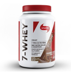 7-whey Creamy 900g Chocolate Belga Vitafor