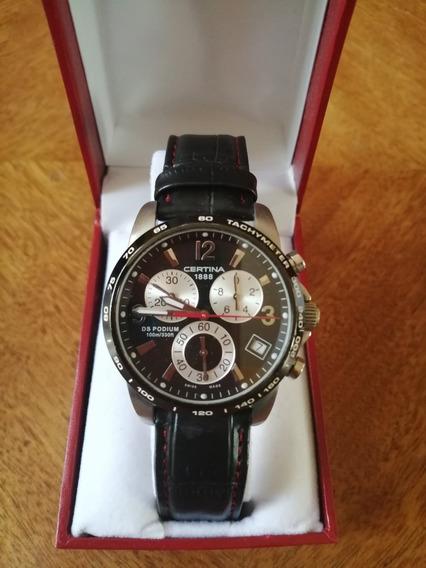 Reloj Certina 1888 Ds Podium Cuarzo
