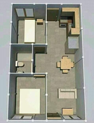 Instaló Tapias Casas Prefabricadas Zacate Blok Y Adoquin