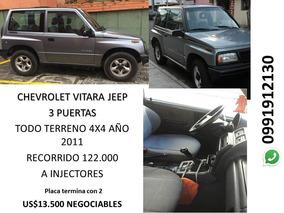 Chevrolet Vitara Jeep 4x4