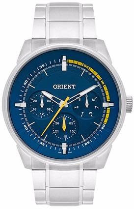 Promoção Orient Original Mbssm079 Multi-função Azul + Frete