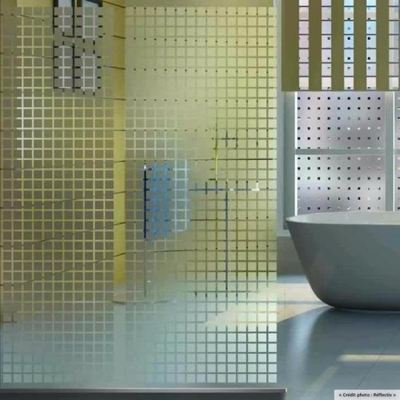 Insulfilm Película Controle Solar Cristal Box Vidro 5x1mt
