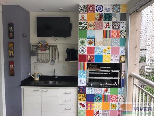 Imagem 1 de 15 de Apartamento Para Venda No Bairro Morumbi Em São Paulo Â¿ Cod: Nm4632 - Nm4632