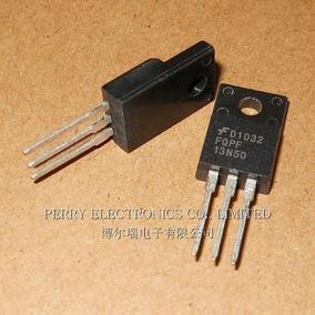 Fqpf13n50 Fqpf 13n50 Fqp F13n50 Transistor Novo Envio Já