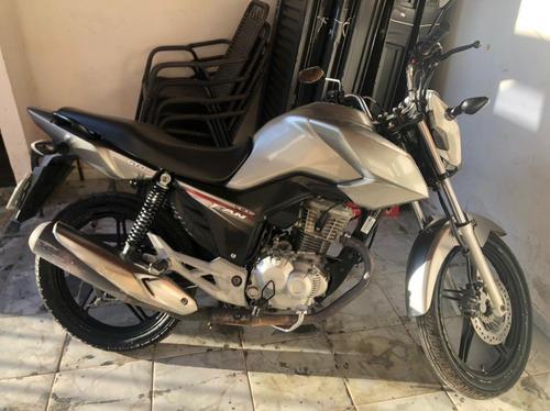 Moto Honda Cg 160, Modelo 2016