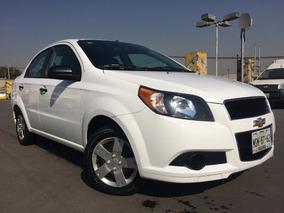 Chevrolet Aveo 2014 4p Ls L4/1.6 5vel S/aire