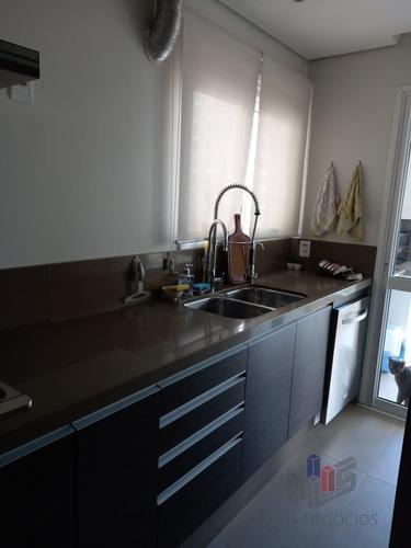 Apartamento À Venda Em Altos Do Ipiranga - Ap007943