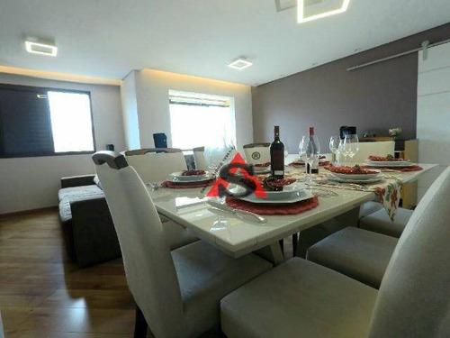 Apartamento Com 2 Dormitórios À Venda, 80 M² Por R$ 1.047.000,00 - Aclimação - São Paulo/sp - Ap43537