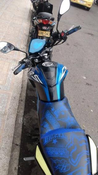 Moto Akt Cr5 180cc Modelo 2017