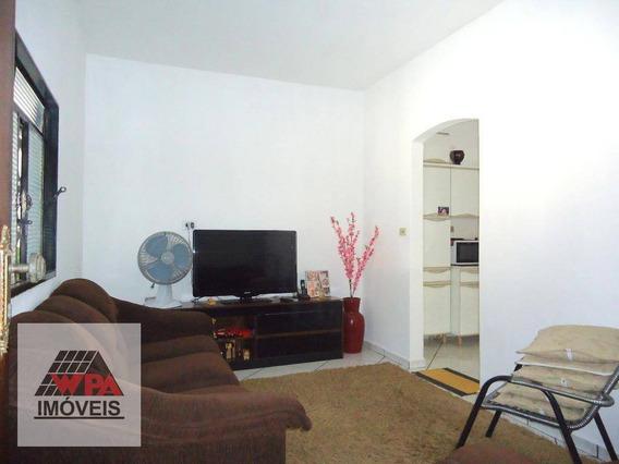 Casa À Venda, 95 M² Por R$ 270.000,00 - Residencial Vale Das Nogueiras - Americana/sp - Ca2373