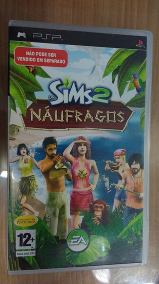 The Sims 2 Náufragos
