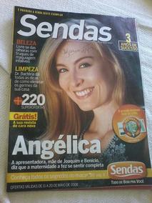 Revista Sendas Com Angelica Otaviano Costa E Tais Araújo.