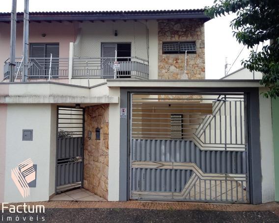 Casa Para Locação Jardim São Paulo, Americana - Ca00169 - 33627286
