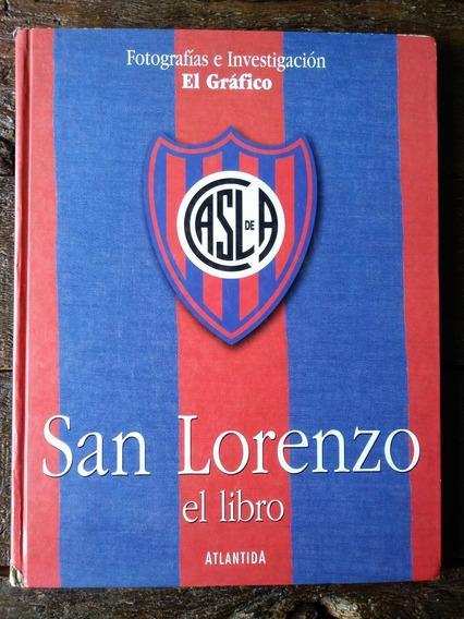 Livro Do San Lorenzo De Almagro Argentina