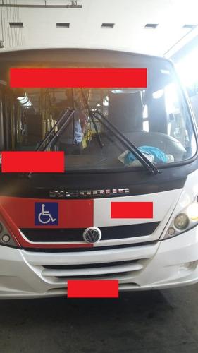 Microônibus Thander Mais Volks 9-150 Ano 2011 - 2 Portas .
