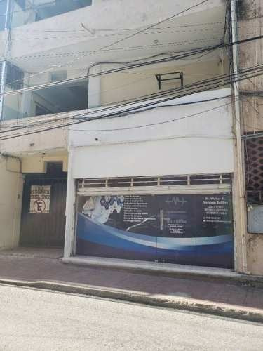 Se Renta Local Comercial En Planta Baja En Col. Centro