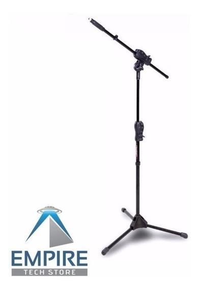 Pedestal Girafa Suporte P/ Microfone Smmax Ibox