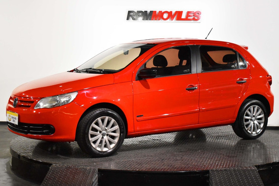 Volkswagen Gol Trend Pack Iii 5p 2009 Rpm Moviles