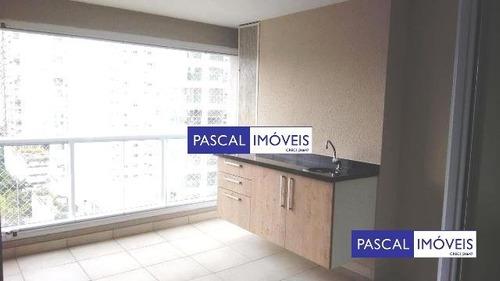 Imagem 1 de 15 de Apartamento Campo Belo 02 Dormitorios 02 Vagas - V-2586