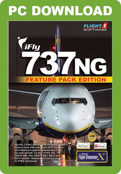 Fs2004 - Ifly Jets The 737ng
