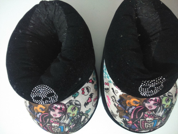 Pantuflas Monster High