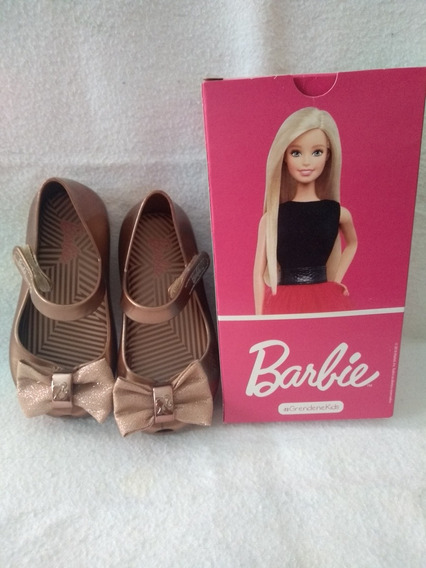 Sapatilha Infantil Barbie Trends Baby