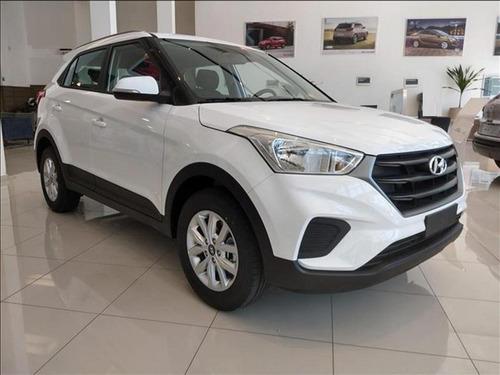 Hyundai Creta Action 1.6 16v Flex  Automático 0km2021